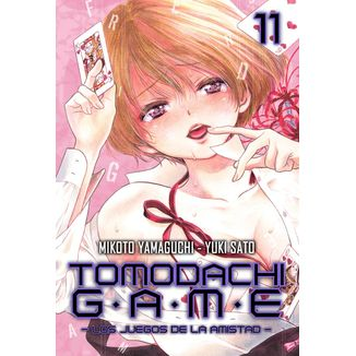 Tomodachi Game #11 Manga Oficial Milky Way Ediciones