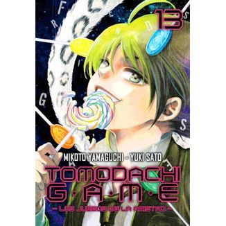 Tomodachi Game #13 Manga Oficial Milky Way Ediciones