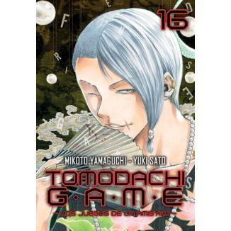 Tomodachi Game #16 Manga Oficial Milky Way Ediciones