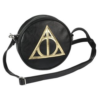 Bolso Reliquias De La Muerte Harry Potter