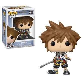 Funko Sora Kingdom Hearts PoP!