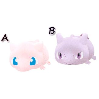 Plush Doll Mew Mewtwo KORONRIN FRIENDS Pokemon