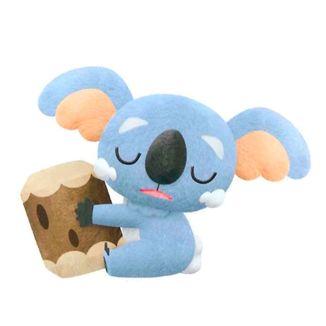 Peluche Komala Pokemon