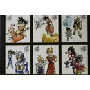 Dragon Ball Art Print Ichiban Kuji (Random)