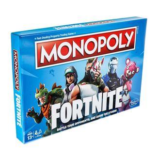 Fortnite Monopoly *English Edition*