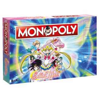Sailo Moon Monopoly *English Edition*