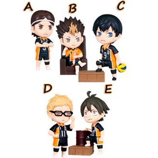 Haikyuu!! Gashapon Side-B