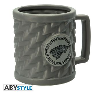 Stark 3D Mug Game Of Thrones