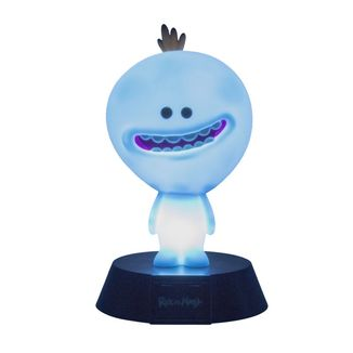 Lámpara 3D Mr. Meeseeks Rick y Morty
