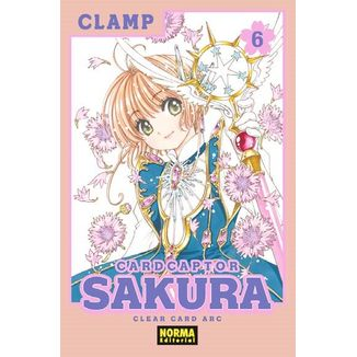 Card Captor Sakura Clear Card Arc #06 (spanish) Manga Oficial Norma Editorial