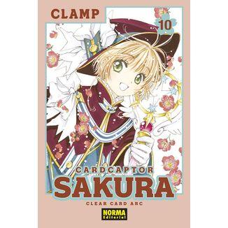 Cardcaptor Sakura Clear Card Arc #10 Manga Oficial Norma Editorial (Spanish)