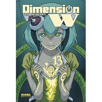 Dimension W #13 Manga Oficial Norma Editorial (Spanish)