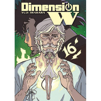 Dimension W #16 Manga Oficial Norma Editorial