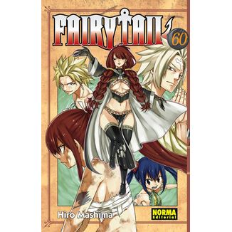 Fairy Tail #60 Manga Oficial Norma Editorial