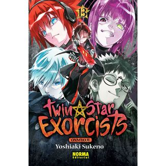 Twin Star Exorcists #13 (Spanish) Manga Oficial Norma Editorial