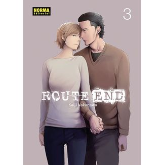 Route End #03 (spanish) Manga Oficial Norma Editorial