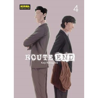 Route End #04 (spanish) Manga Oficial Norma Editorial