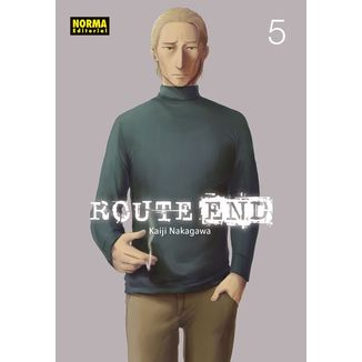Route End #05 (spanish) Manga Oficial Norma Editorial