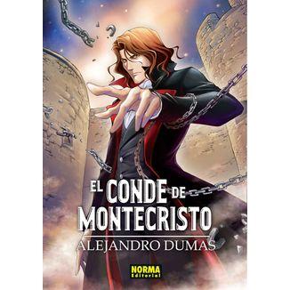 El Conde de Montecristo Manga Oficial Norma Editorial