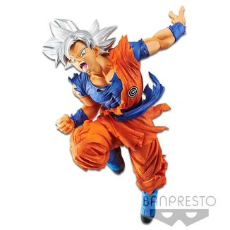 Goku Ultra Instinct Figure Transcendence Art Vol.4 Dragon Ball Heroes