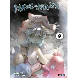 Made in Abyss #09 Manga Oficial Ivrea (Spanish)