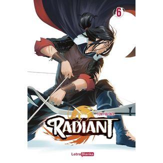 Radiant #06 Oficial Letra Blanka
