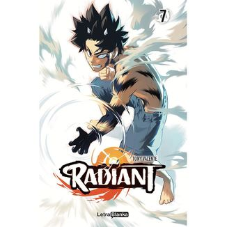 Radiant #07 Oficial Letra Blanka