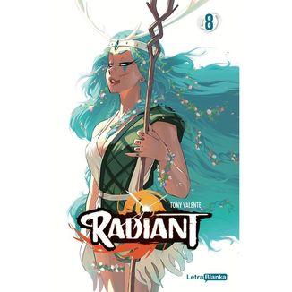 Radiant #08 Oficial Letra Blanka