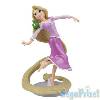 Princess Rapunzel SPM Flax Color Figure Disney