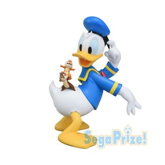 Figura Donald & Chip y Chop Disney Good Friends