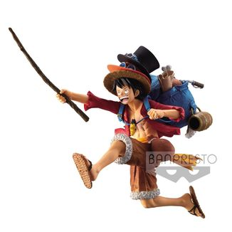 Figura Monkey D. Luffy One Piece Mania