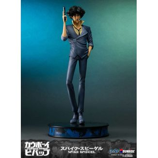 Estatua Spike Spiegel Cowboy Bebop F4F