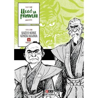 Llegó la primavera #06 (Spanish) Manga Oficial ECC Ediciones