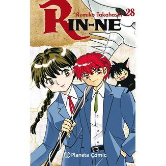 Rin-ne #28 Manga Oficial Planeta Comic (Spanish)