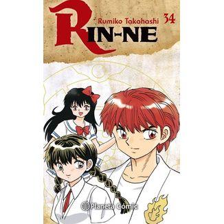 Rin-ne #34 Manga Oficial Planeta Comic (Spanish)