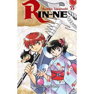 Rin-ne #35 Manga Oficial Planeta Comic