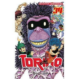 Toriko #34 Manga Oficial Planeta Comic