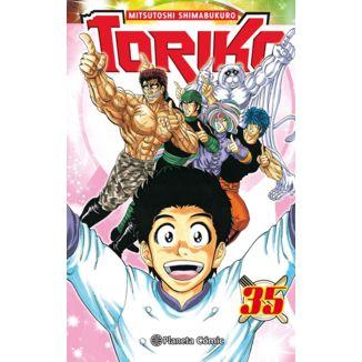 Toriko #35 Manga Oficial Planeta Comic