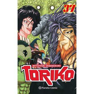 Toriko #37 Manga Oficial Planeta Comic