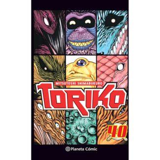 Toriko #40 Manga Oficial Planeta Comic