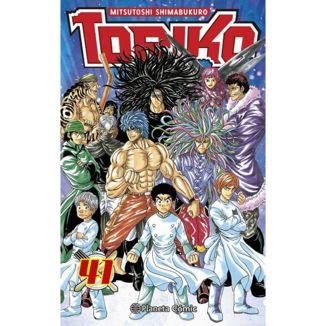 Toriko #41 Manga Oficial Planeta Comic