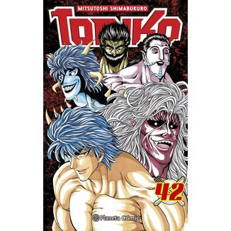 Toriko #42 Manga Oficial Planeta Comic