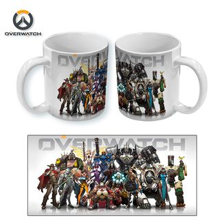 Taza Overwatch - Group