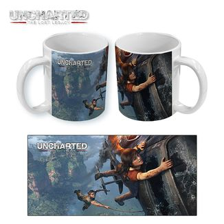 Taza Uncharted the Lost Legacy - Helicopter
