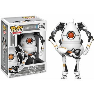Figura Portal 2 - P-Body - Funko POP!