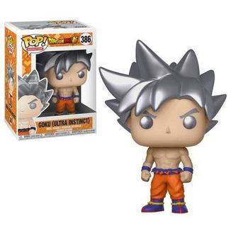 Funko Goku Ultra Instinct Dragon Ball Super POP!
