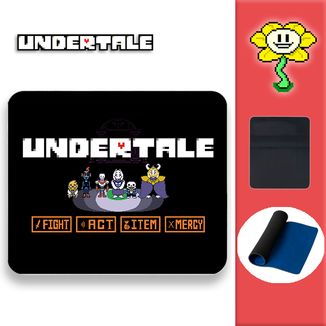 Alfombrilla Undertale - Group