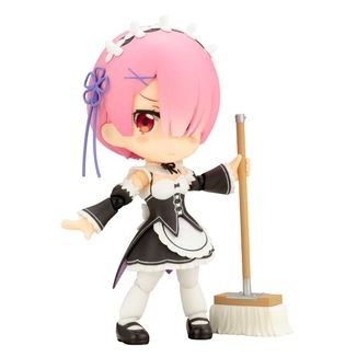 Figure Re:Zero - Ram - Cu-Poche