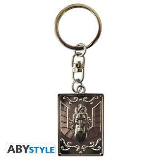 Pegasus emblem Keychain Saint Seiya