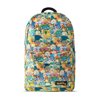 Backpack All Characters Pokemon